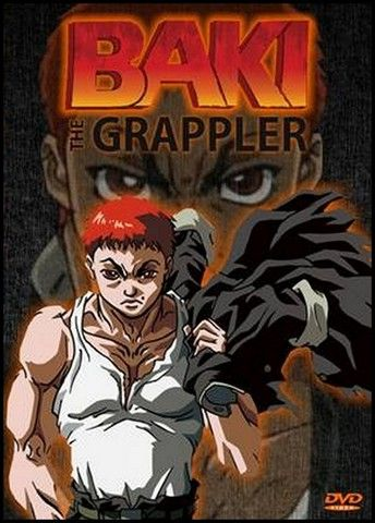 Боец Баки (1 сезон) / Baki the Grappler (2001) ТВ-1 [1-24 из 24]