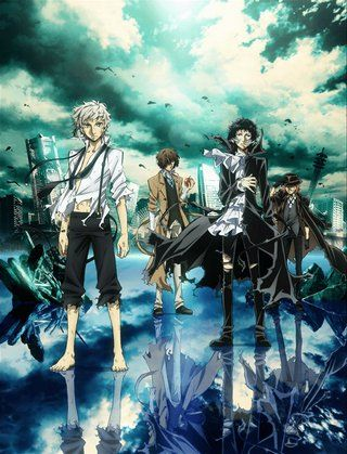Великий из бродячих псов (фильм) / Bungou Stray Dogs: Dead Apple (2018)