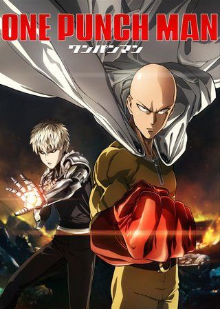 Ванпанчмен (1 сезон) / One Punch Man (2015) [1-12 из 12]