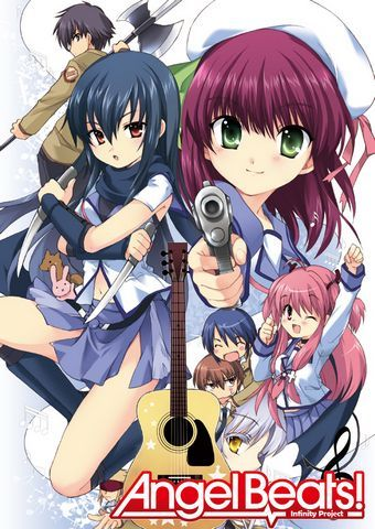 Ангельские ритмы! / Angel Beats! (2010) Special [1-3 из 3]