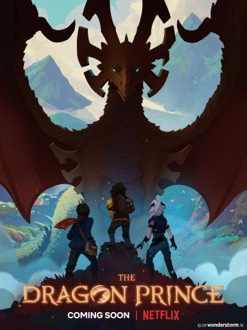 Принц драконов / The Dragon Prince (2018) (1 сезон)