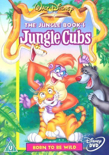 Детеныши джунглей / Jungle Cubs (1996) (2 сезона)
