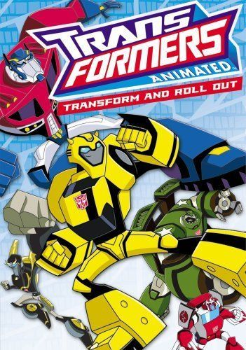 Трансформеры / Transformers: Animated (2007) (3 сезона)